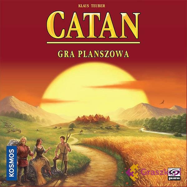 CATAN (Osadnicy z Catanu) | Galakta // darmowa dostawa od 249.99 zł // wysyłka do 24 godzin! // odbiór osobisty w Opolu